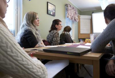 Studiecirkel kring LSS, personlig assistans och autism