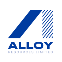 ALLOY RESOURCES LIMITED