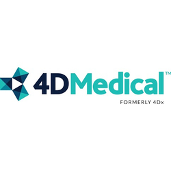 ASX:4DX logo