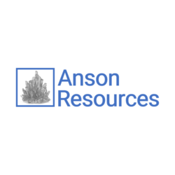 ANSON RESOURCES LIMITED