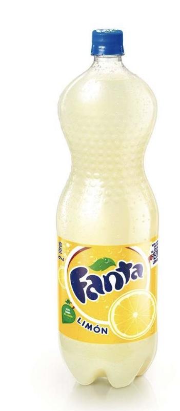 Lemon fanta 2L