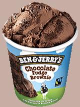 Ben&Jerry's Fudge Brownie 150ml
