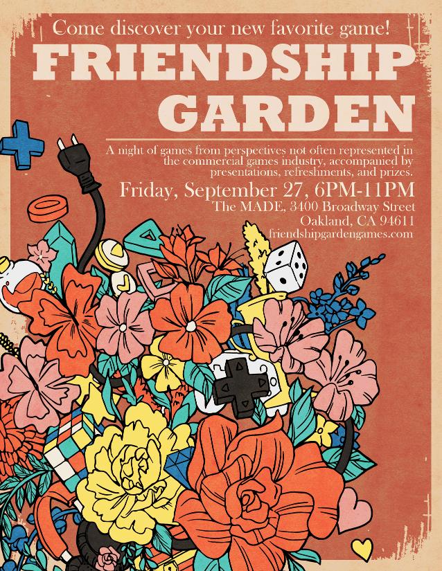 Friendship Garden @ The MADE