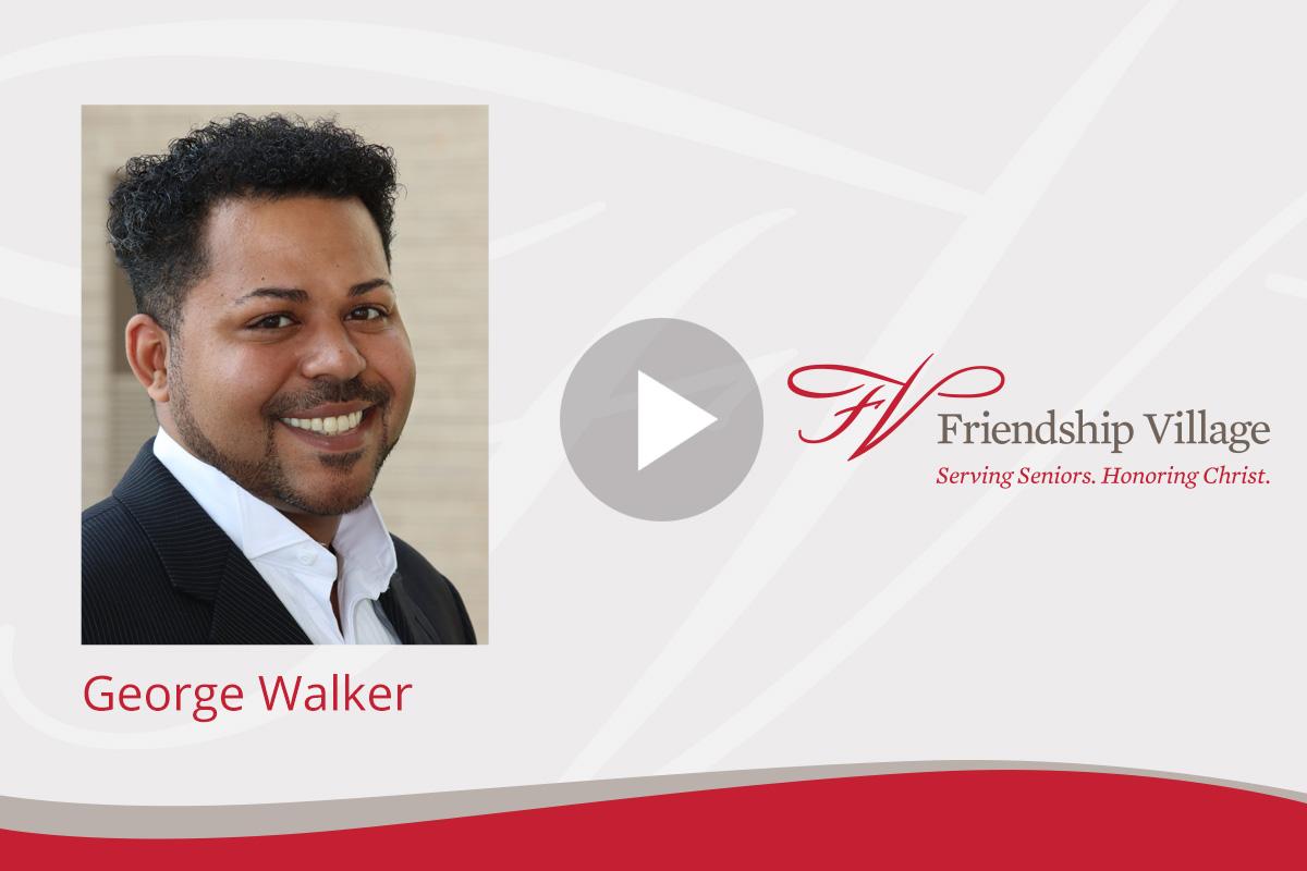 George Walker Video Image