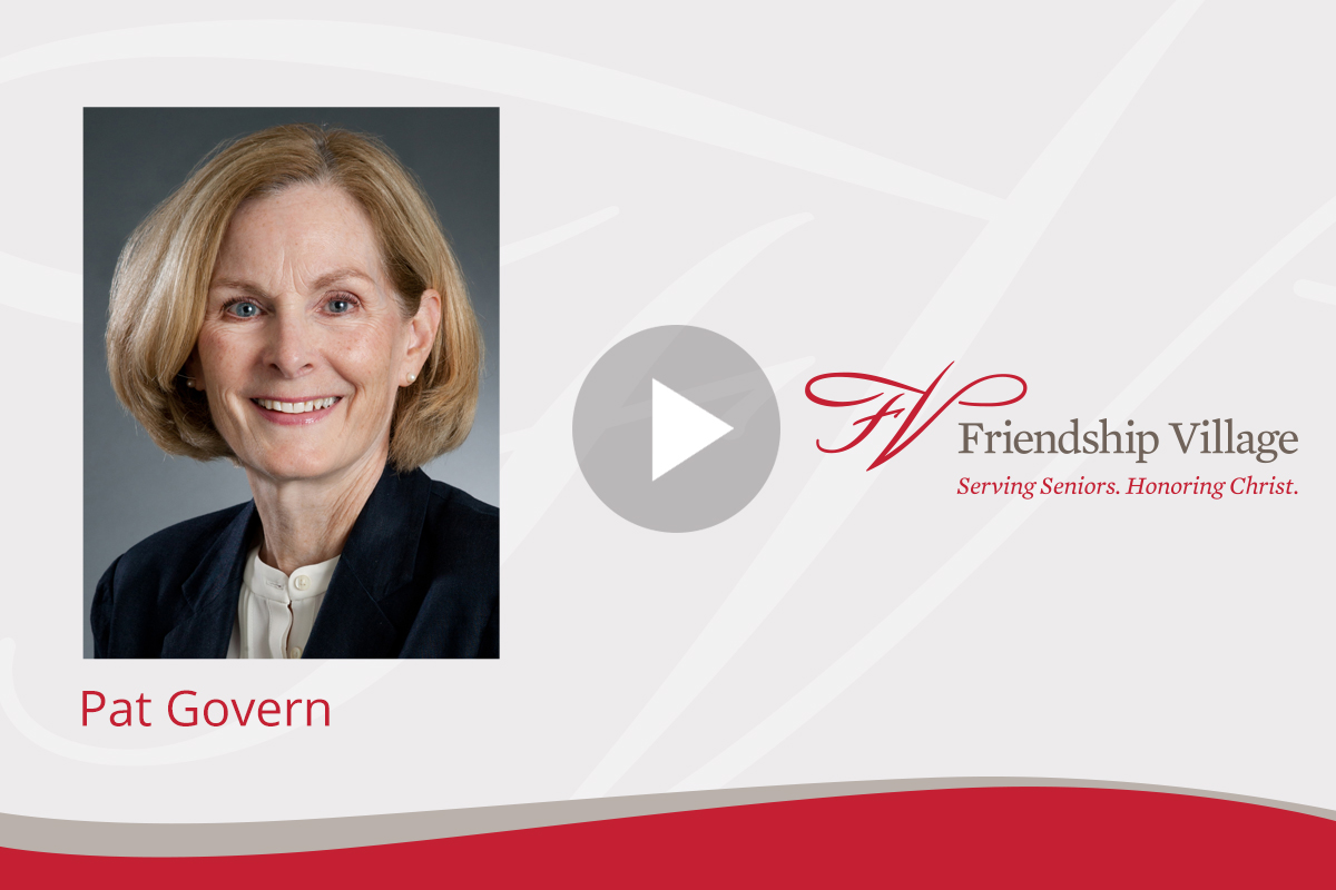 Pat Govern Video Image