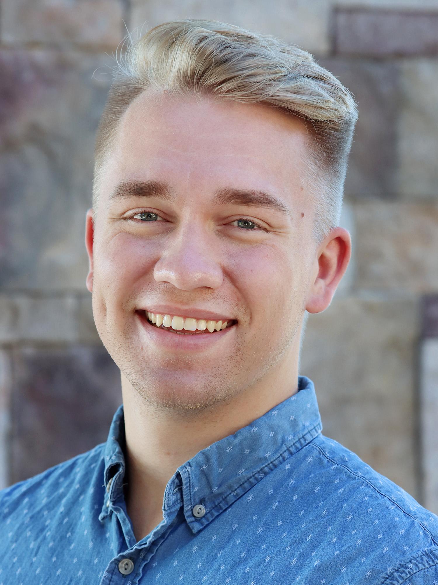 Brandon Bax Headshot 2020