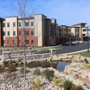 Skilled Nursing facility exterior