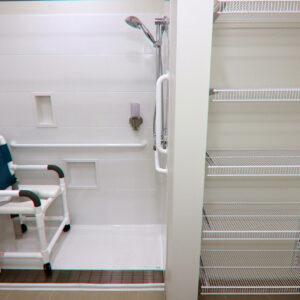 Skilled Nursing Facility Bathroom