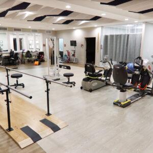 Friendship Village rehabilitation therapy gym