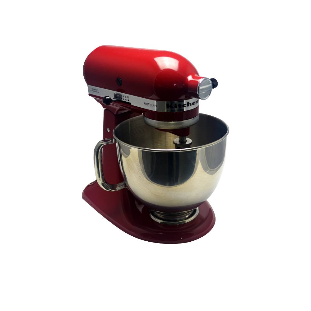 Batedeira KichenAid Empire Red Stand Mixer Artisan 4,8 Litros 110V