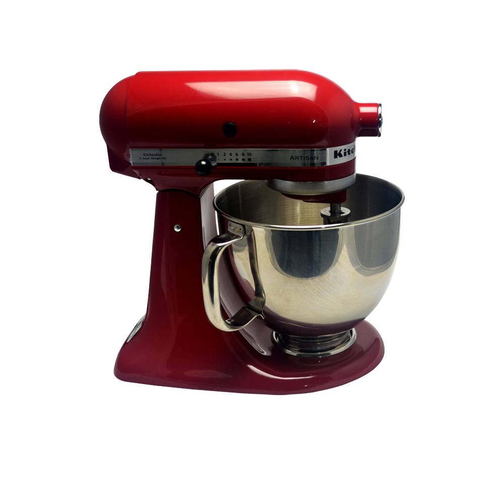 Batedeira KichenAid Empire Red Stand Mixer Artisan 4,8 Litros 220V
