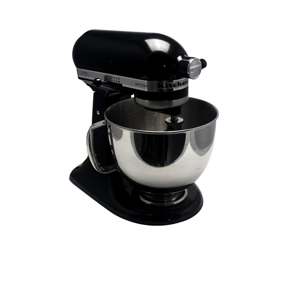 Batedeira KichenAid Onyx Black Stand Mixer Artisan 4,8 Litros 110V