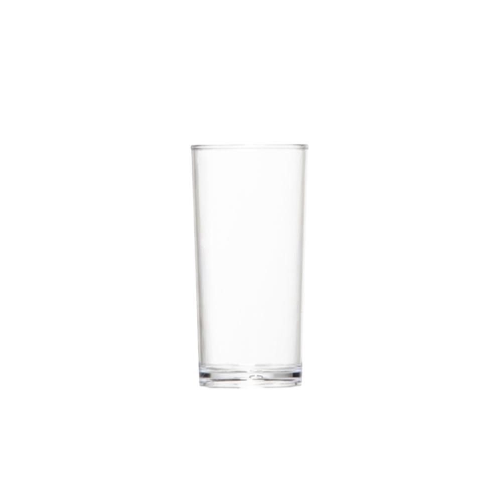 Copo Long Drink Vemplast 300ml Linha Salut em Policarbonato