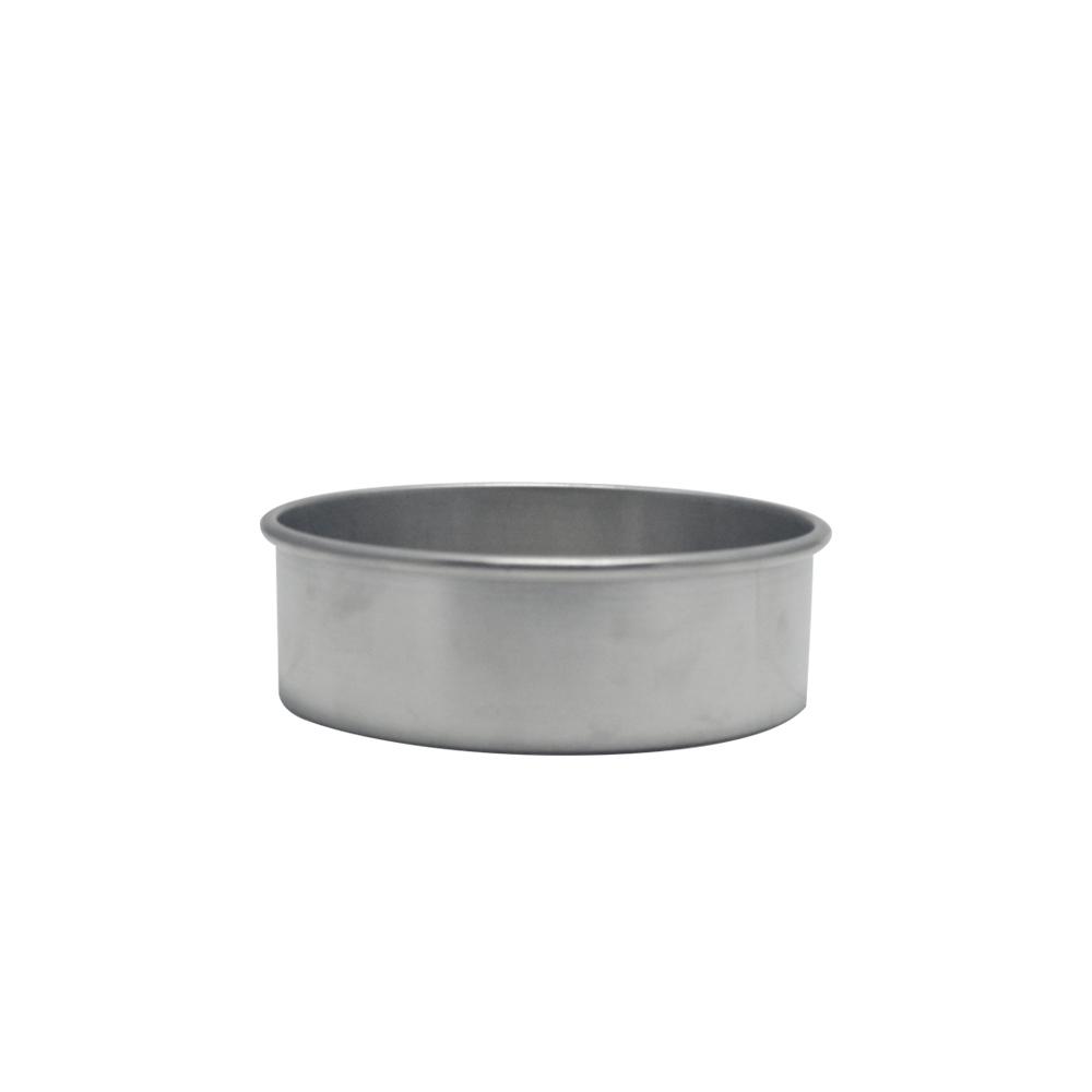 Forma de Bolo Redonda de Aluminio Reta Fixa 15x5 cm Doupan