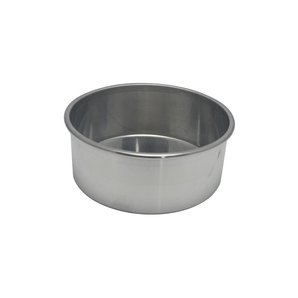 Forma de Bolo Redonda de Aluminio Reta Fixa 17x7 cm Doupan
