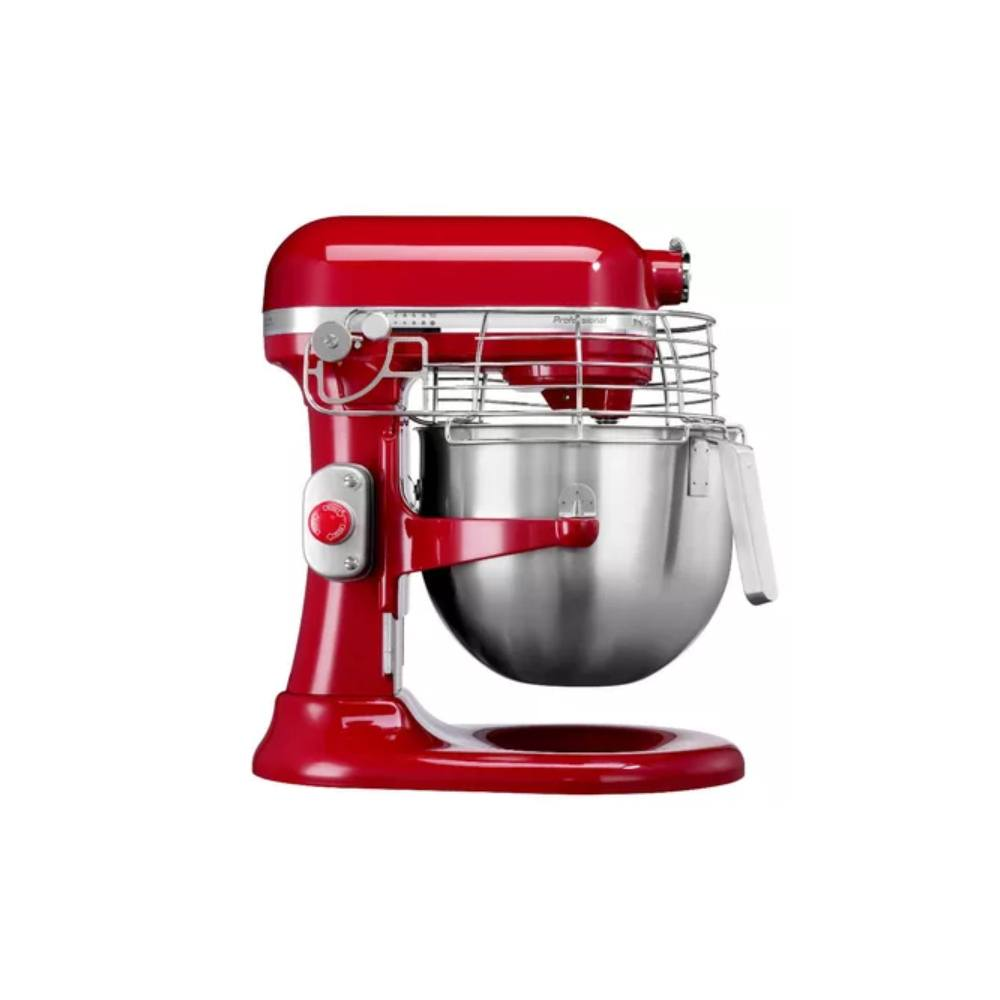 Batedeira Kitchenaid Commercial Empire Red 7,6 Lts 220V
