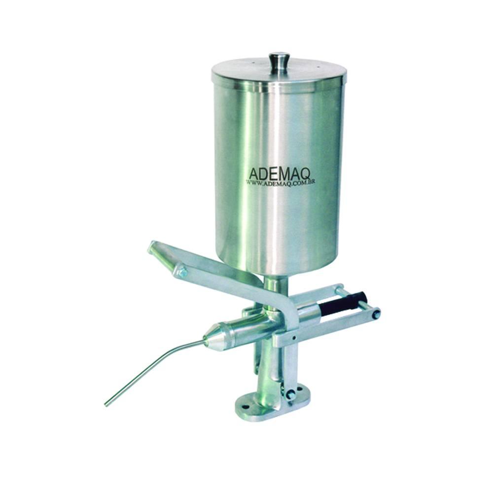 Doceira para Máquina de Churros em Inox Ademaq 5 litros