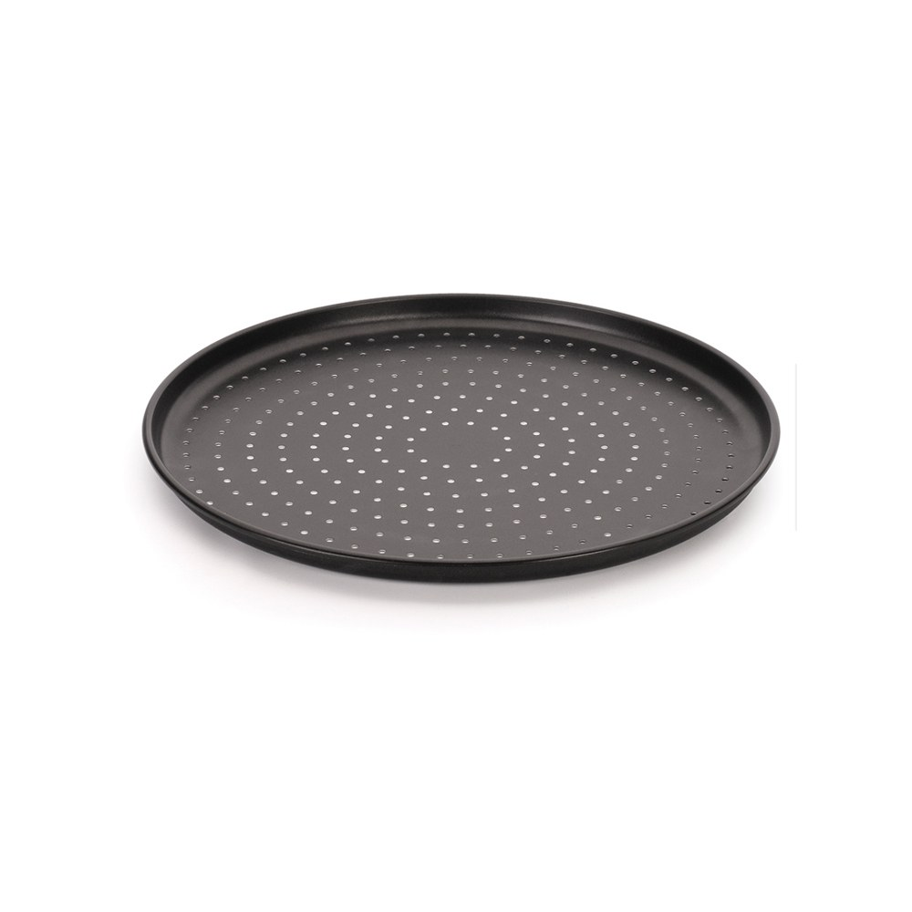 Forma para Pizza Furada em Teflon de 35 cm Multiflon 20235