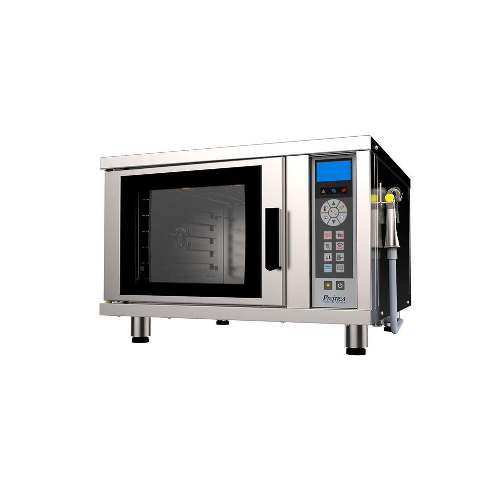 Forno Combinado Elétrico 3 GNS Gourmet 220V - Prática