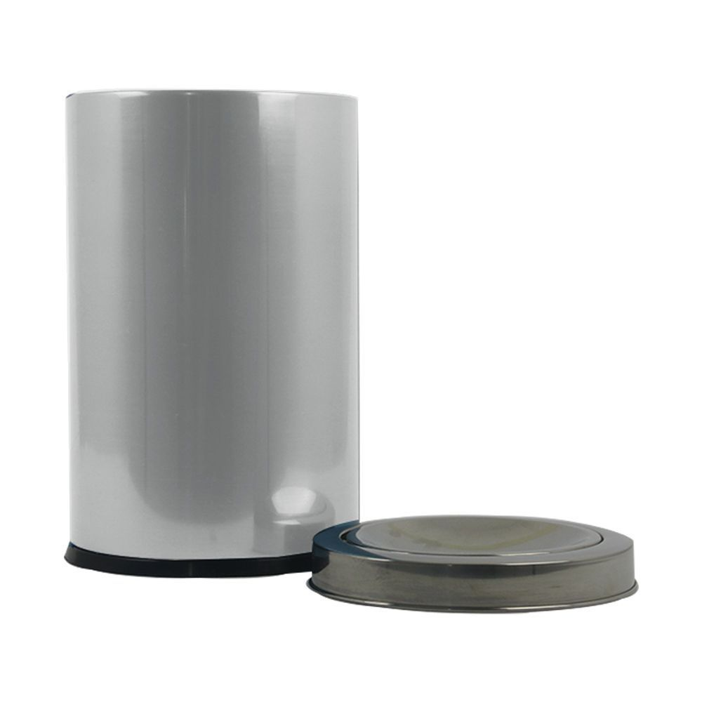 Lixeira Inox 7,8 Litros com Tampa Basculante Brinox