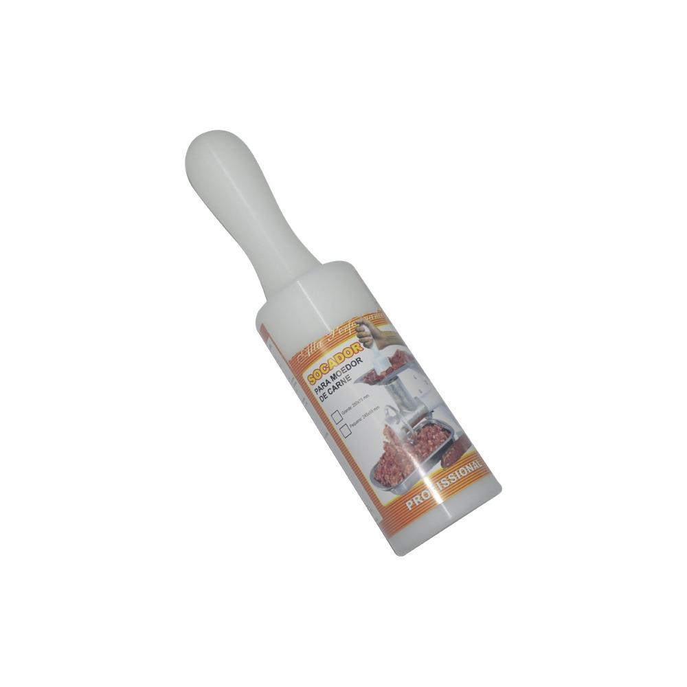 Socador para Moedor de Carne Boca 32 Polietileno Pronyl 025