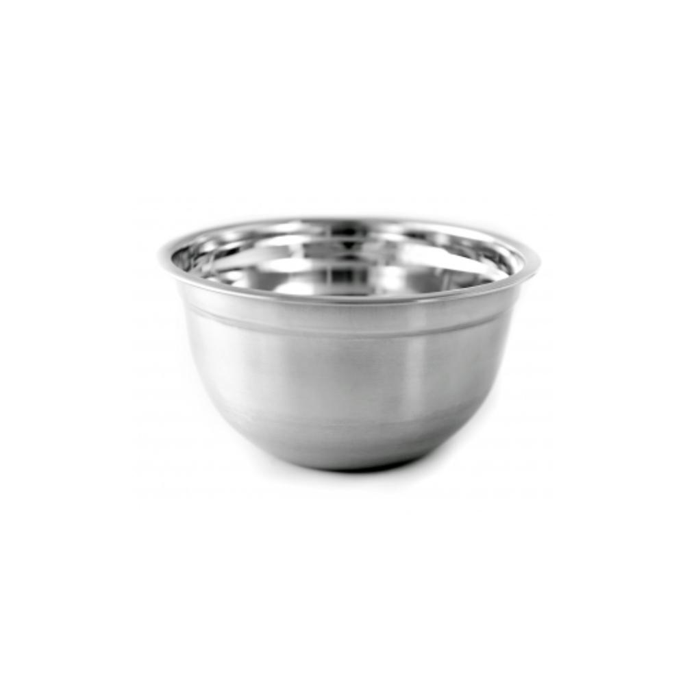 Tigela Bowl de Inox 3 lts de 26 cm GX0065 Marcamix