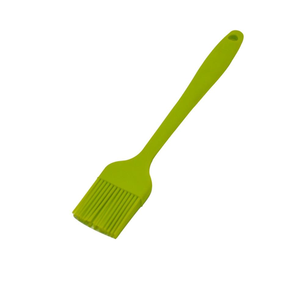 Pincel de Silicone Verde 21 cm Doupan