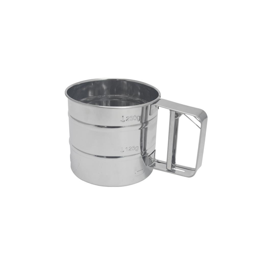 Polvilhador de Aço Inox 16x10 cm Frigopro