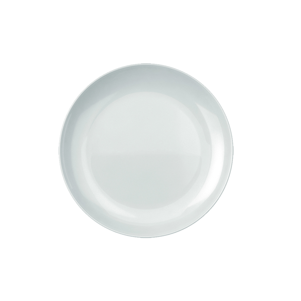 Prato de Sobremesa Duralex Blanc 19 cm Branco Nadir Figueiredo 5345