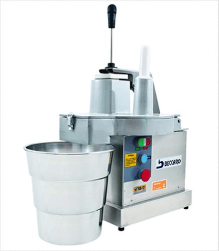 Processador de Alimentos Profissional PAB200N Beccaro