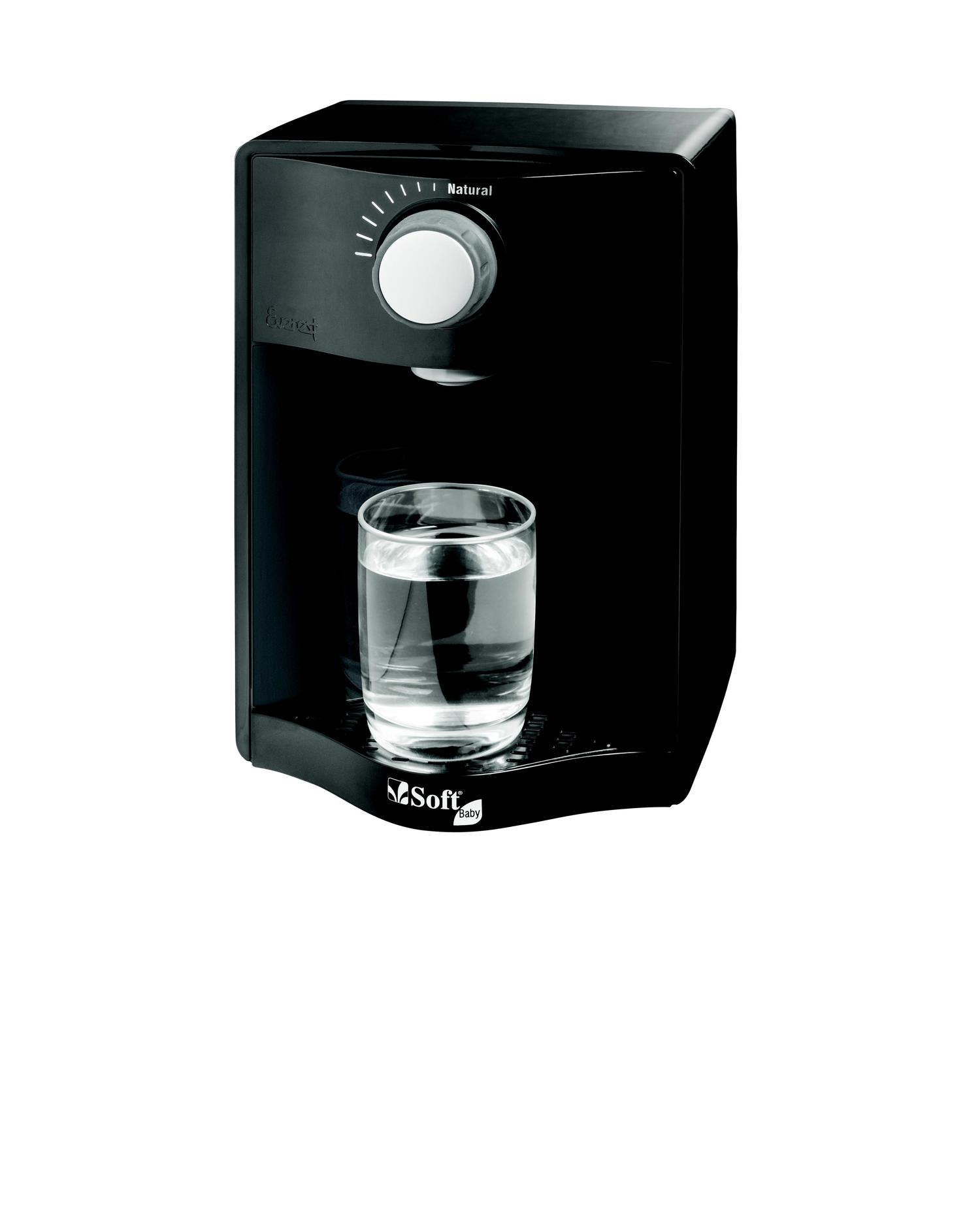 Purificador de Água Soft Baby New Black 51657