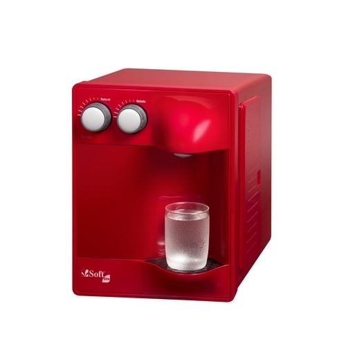 Purificador de Água Soft Slim Vermelho 110V 51627