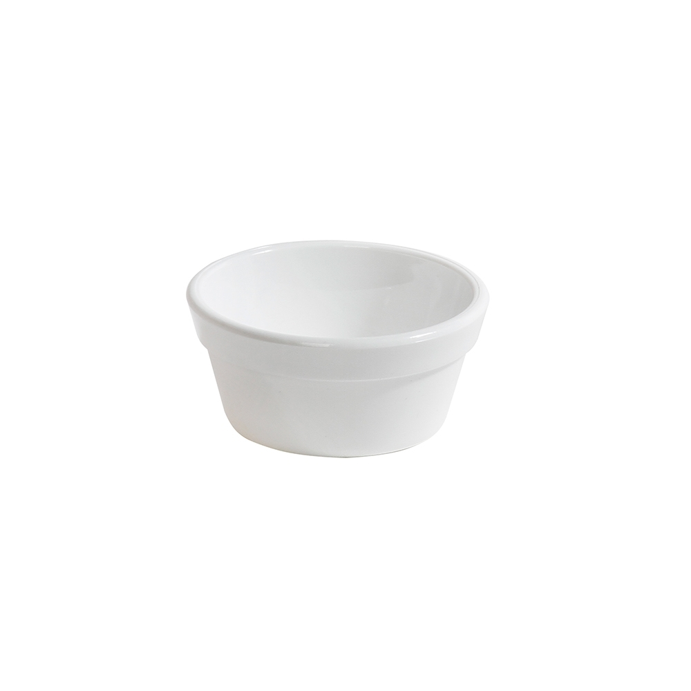 Ramequim Cheff 60 ml de Polipropileno Branco Vemplast