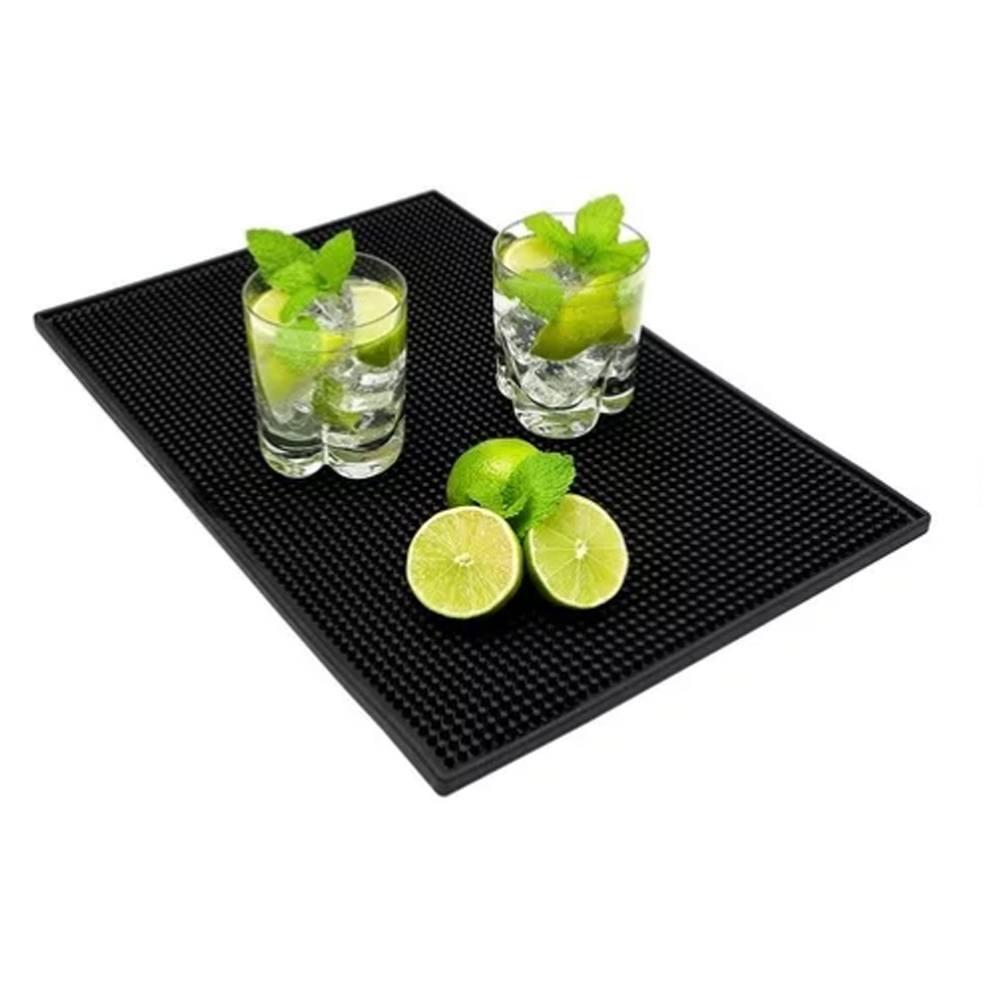 Tapete Silicone Balcão Service Mat Bar 30x45cm Linha Bartender