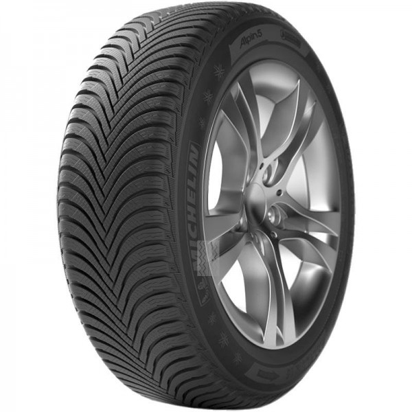 MICHELIN - ALPIN 5 G1 195/65R15 91H  TL_0