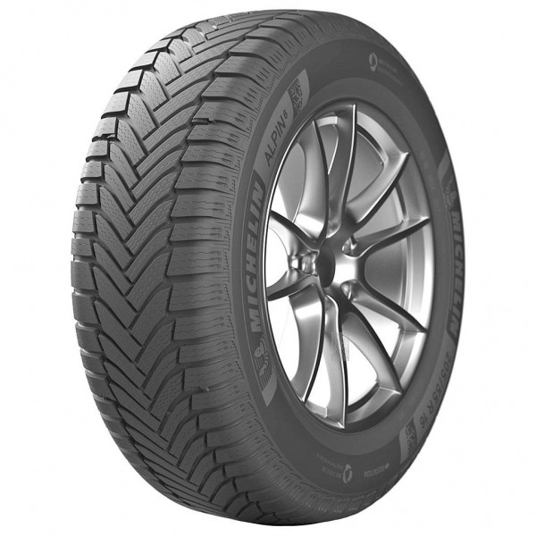 MICHELIN - ALPIN 6 195/65R15 91T  TL_0