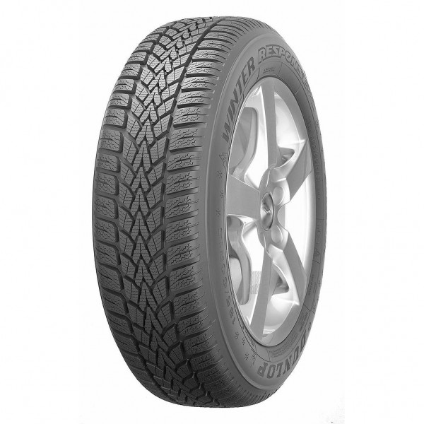 DUNLOP - SP WINTER RESPONSE 2 MS 195/65R15 91T  TL_0