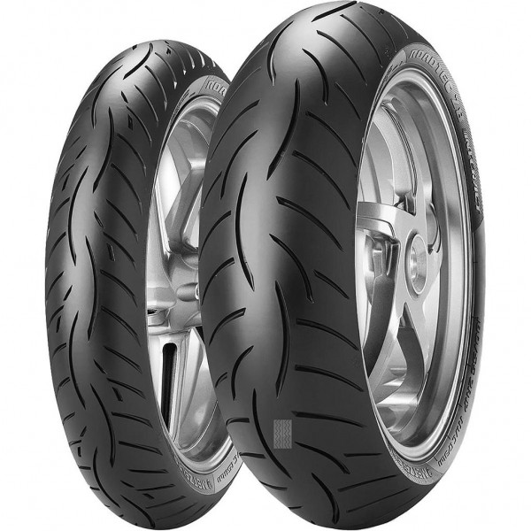 METZELER - ROADTEC Z8 INTERACT C 190/55ZR17 M/C (75W)  TL_0
