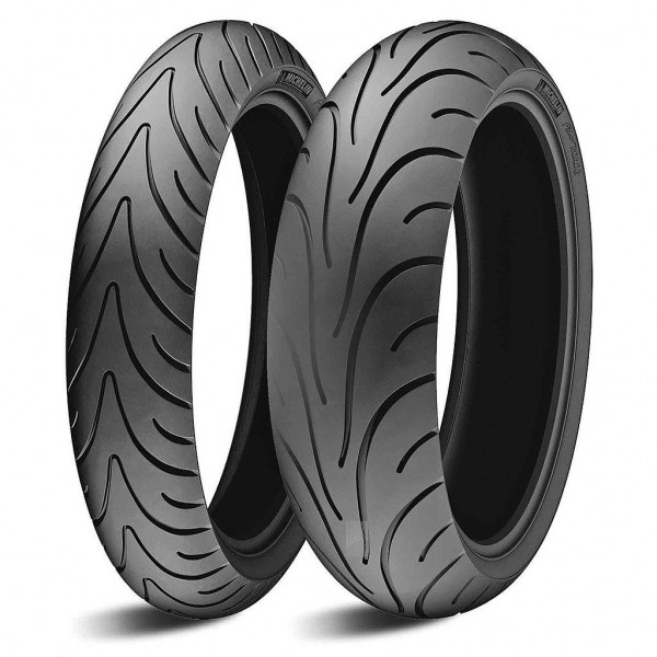 MICHELIN - PILOT ROAD 2 FRONT 120/70ZR17 M/C (58W)  TL_0
