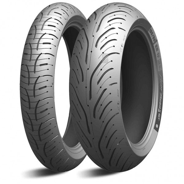 MICHELIN - PILOT ROAD 4 GT F 120/70ZR17 M/C (58W)  TL_0