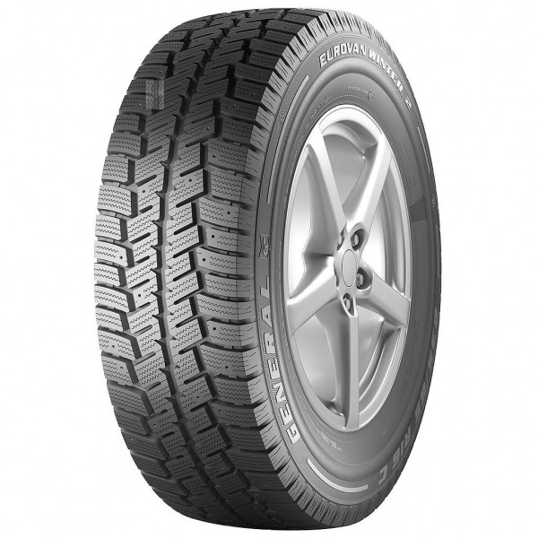 GENERAL TIRE - EUROVAN WINTER 2 8PR M+S 215/70R15C 109/107R  TL_0