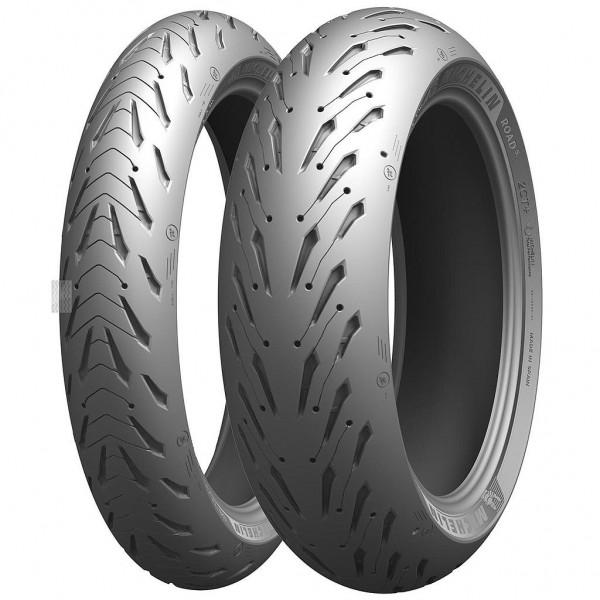 MICHELIN - PILOT ROAD 5 FRONT 120/70ZR17 M/C (58W)  TL_0
