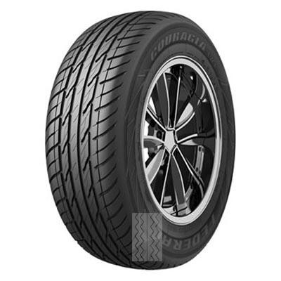 FEDERAL - COURAGIA XUV XL M+S P255/60R17 110V  TL_0