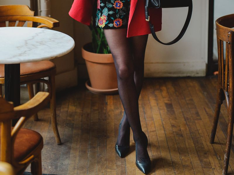 Tights for fall