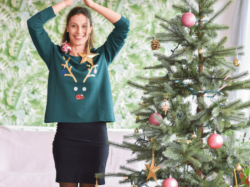 The Best Holiday Sweaters to Wear this Season.