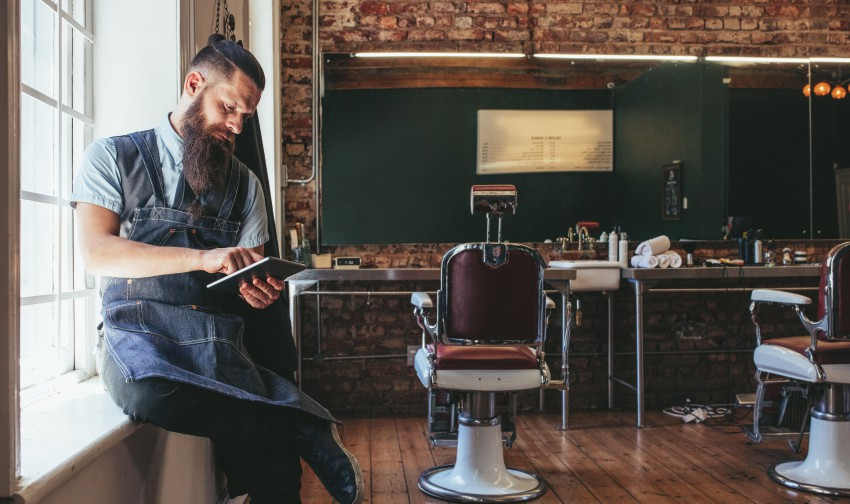 barber app