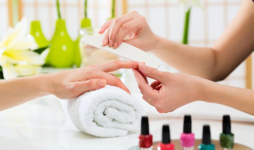 nail salon app
