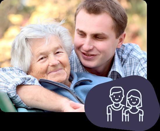 Vorteile für Betreuer und Angehörige