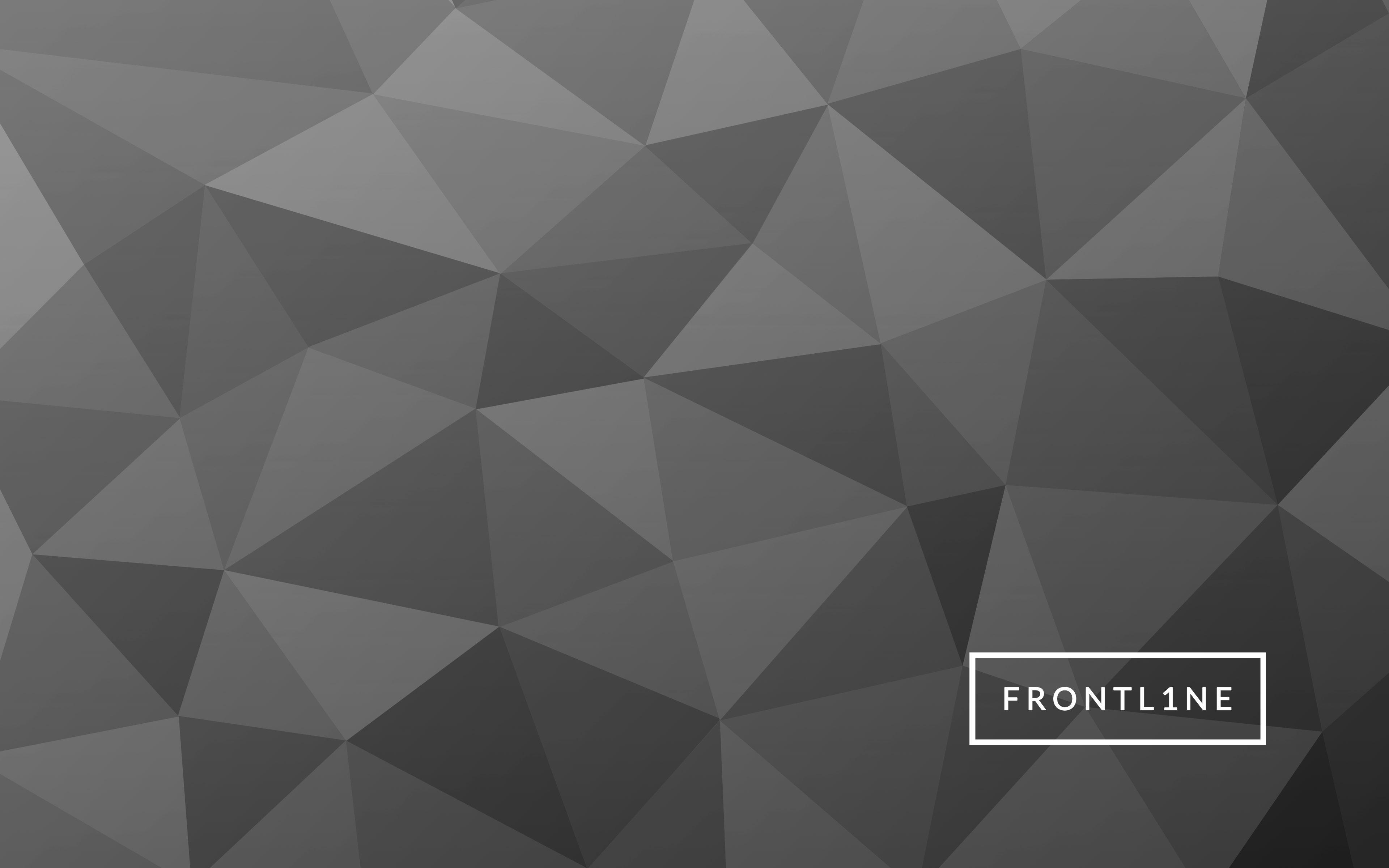 Wallpaper 壁紙 Frontl1ne 2019 Polygon Frontl1ne