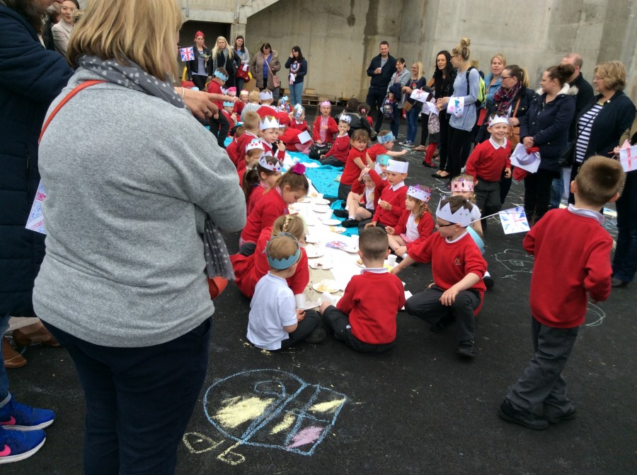 British Values Day in Reception